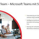 Microsoft Teams mit Swyx
